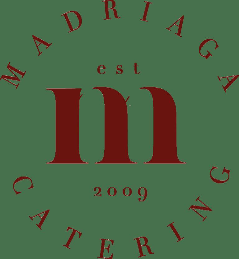 Madriaga catering logo