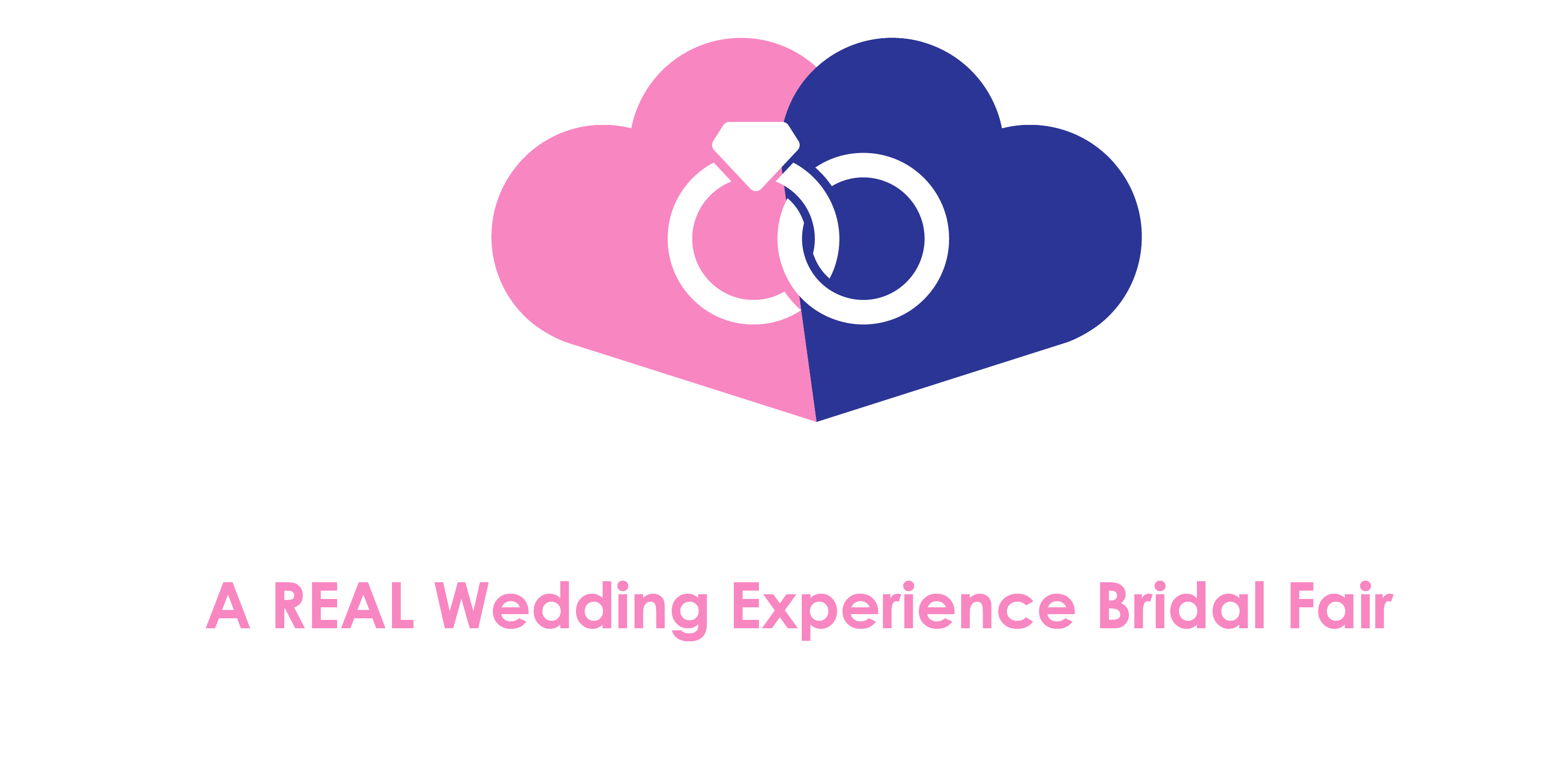 Destinations Bridal fair logo white