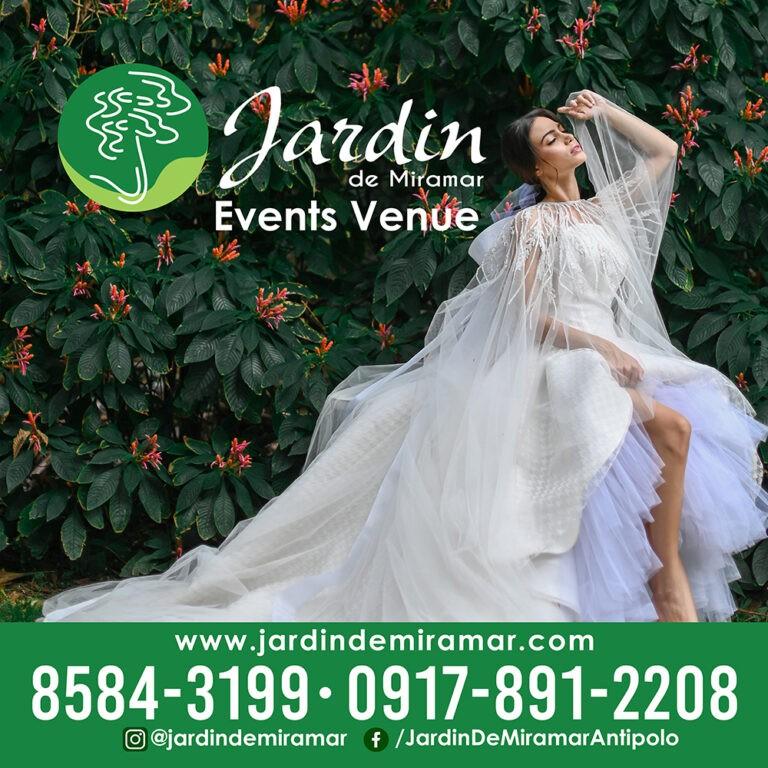 Jardin de Miramar Events Venue
