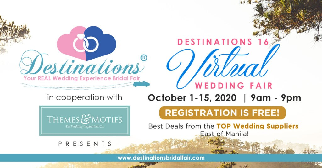 Destinations 16 Virtual Fair