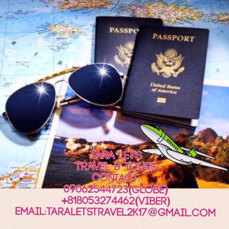 Tara let's travel and tours