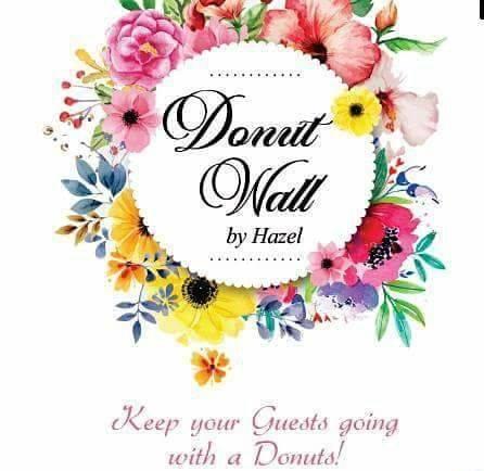 Donut Wall by Hazel