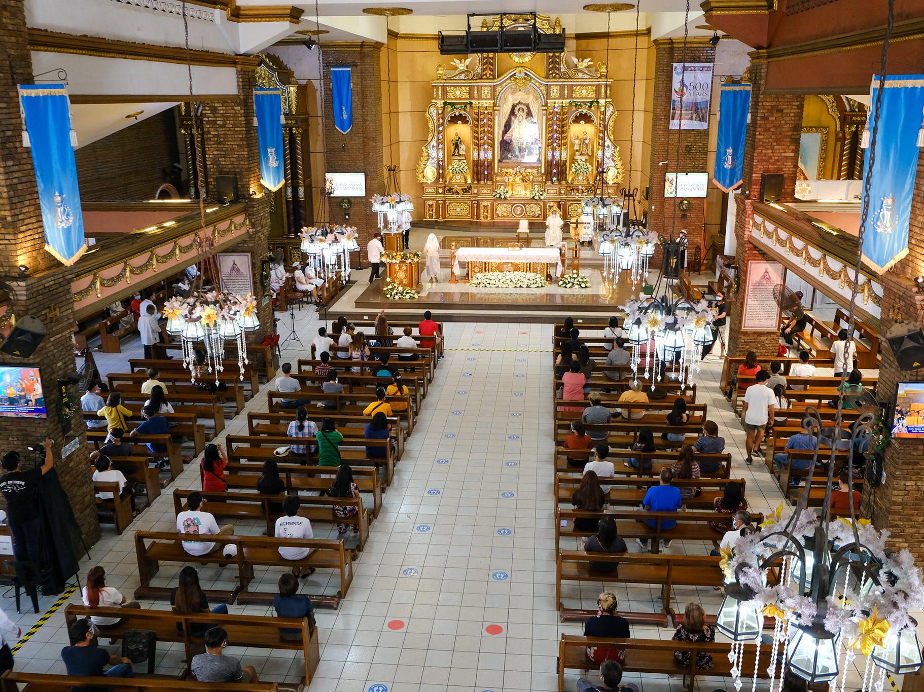 2 days ago Facebook Diocesan Shrine and Parish of Nuestra Señora de Aranzazu San Mateo