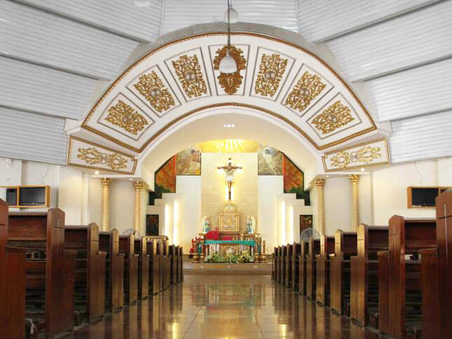 our lady of the most holy rosary parish montalban rizal