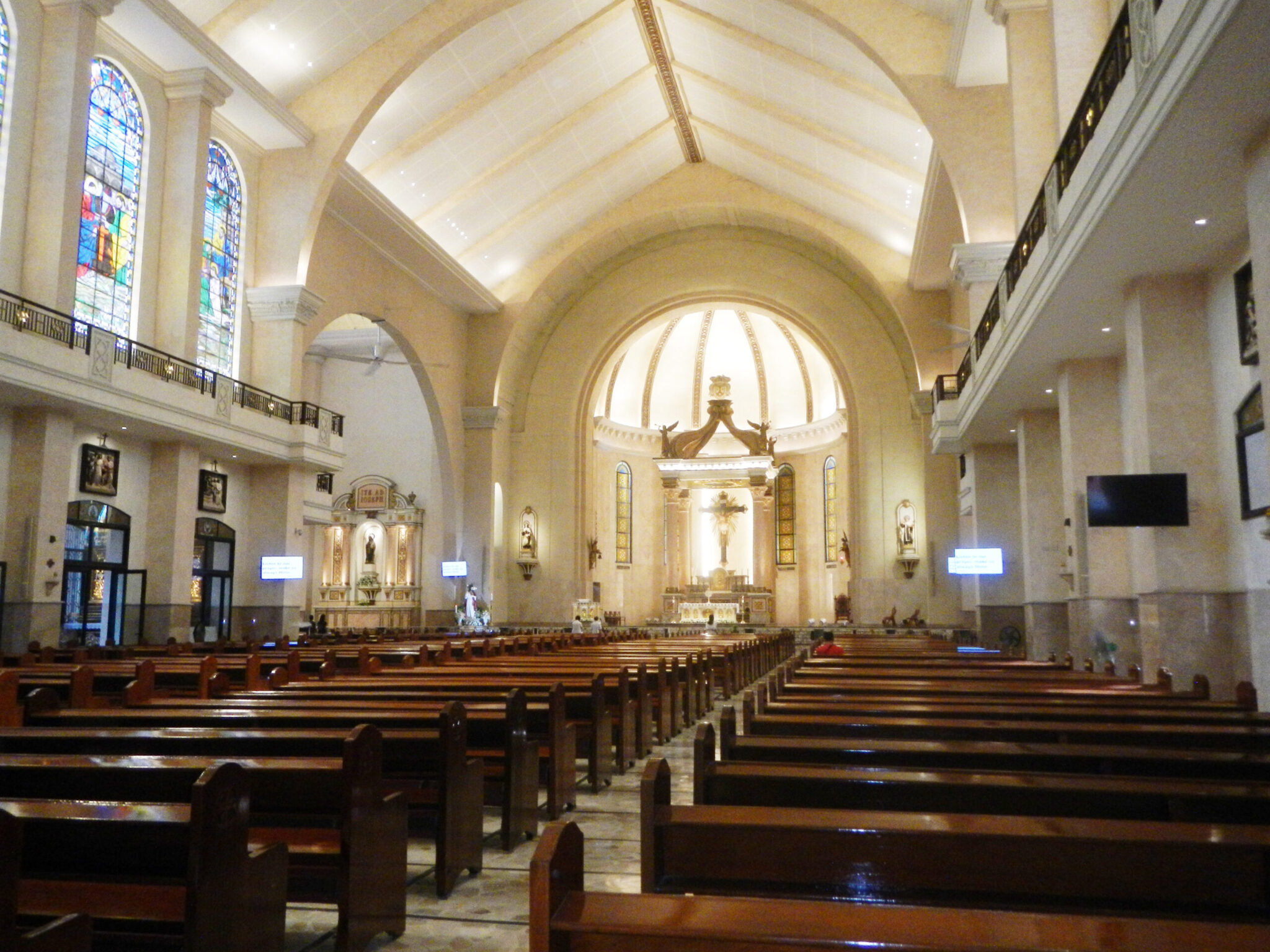 National Shrine of Our Lady of Mt Carmel Quezon City