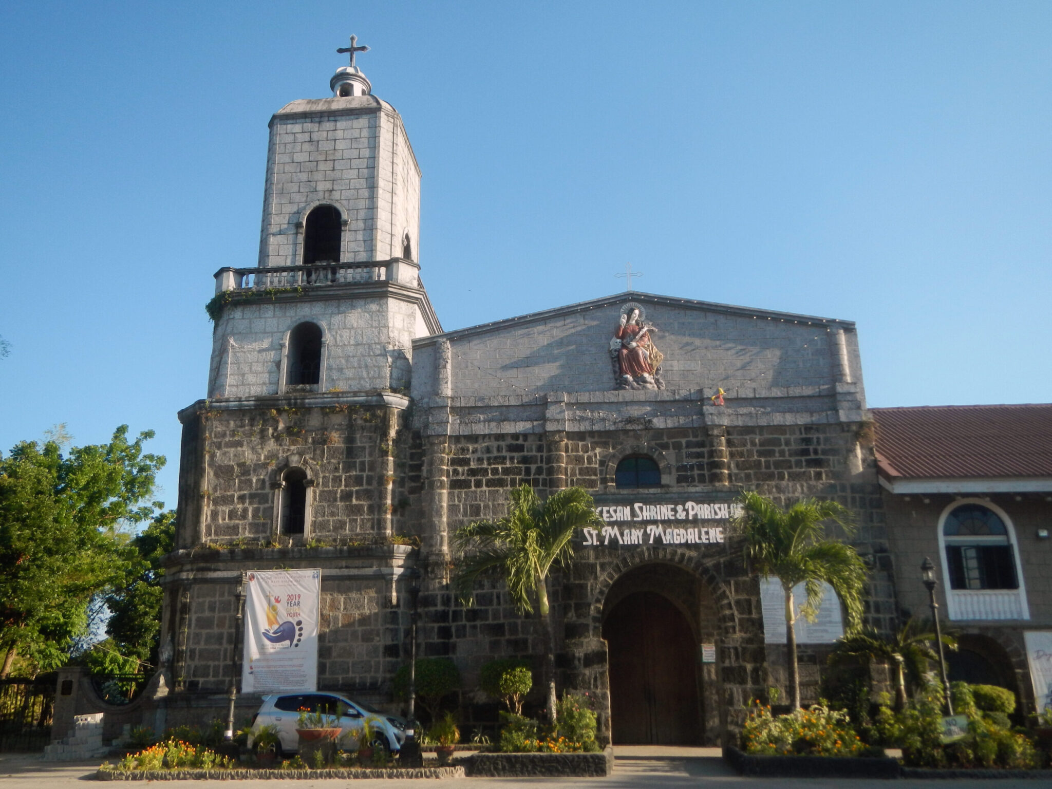 Diocesan Shrine and Parish of St. Mary Magdalene
