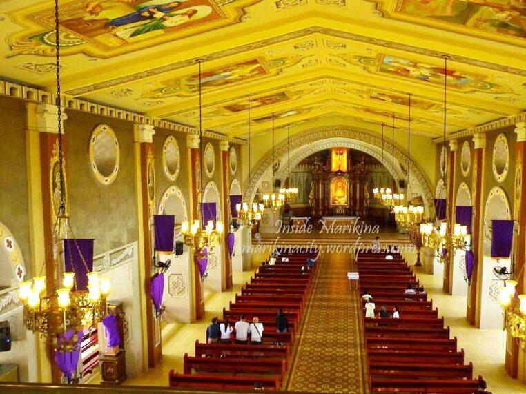 Our Lady of the Abandoned Marikina