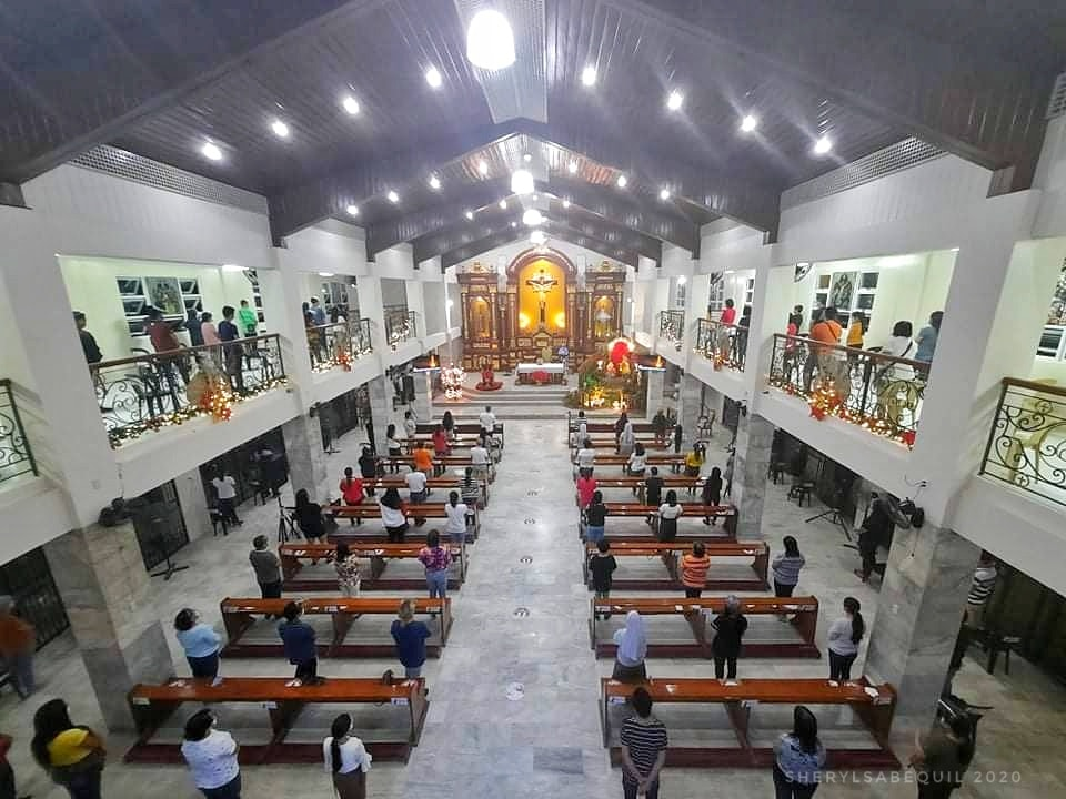 San Sebastian Parish (Pinagbuhatan, Pasig City)