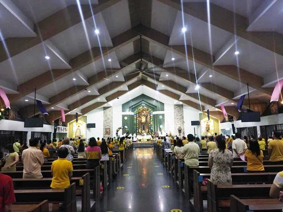 San Isidro Labrador Parish- Nangka