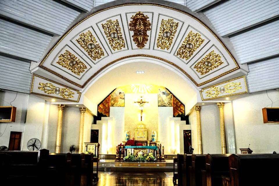 Our Lady of the Most Holy Rosary Parish Rodriguez Montalban Rizal Church