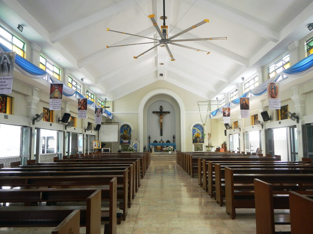 The Nativity of Our Lady Parish