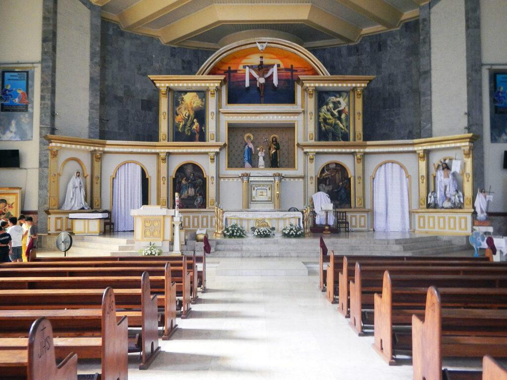 Holy Family Parish Marikina