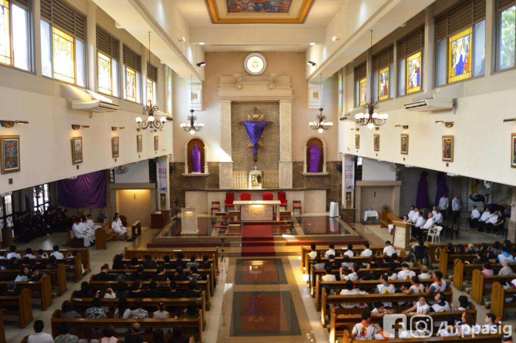 Holy Family Parish Kapitolyo