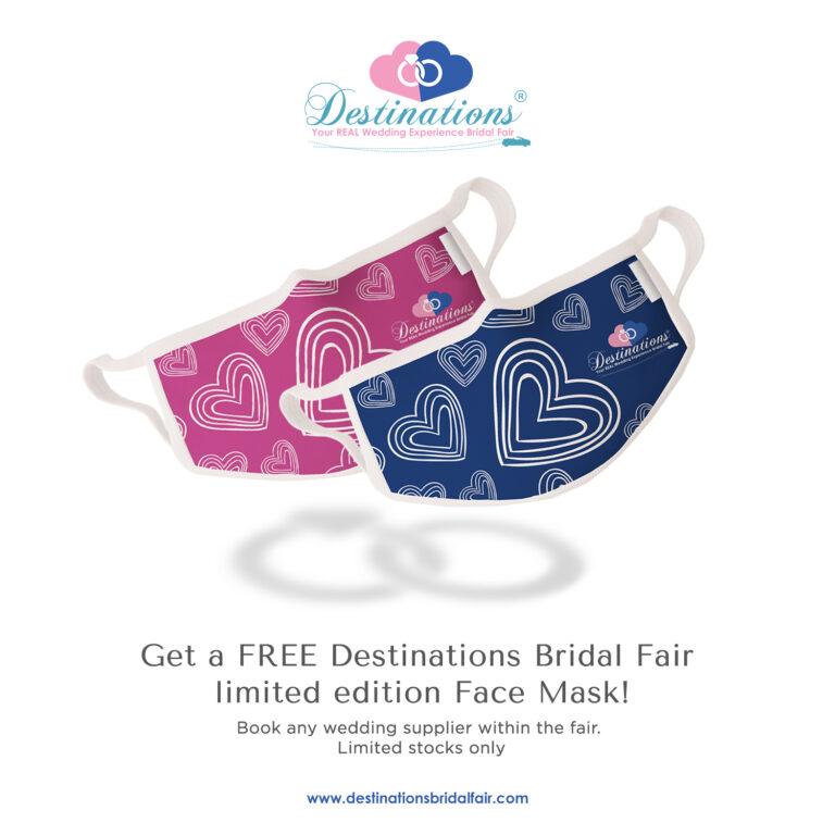 Destinations 2.1 Bridal Fair Mask