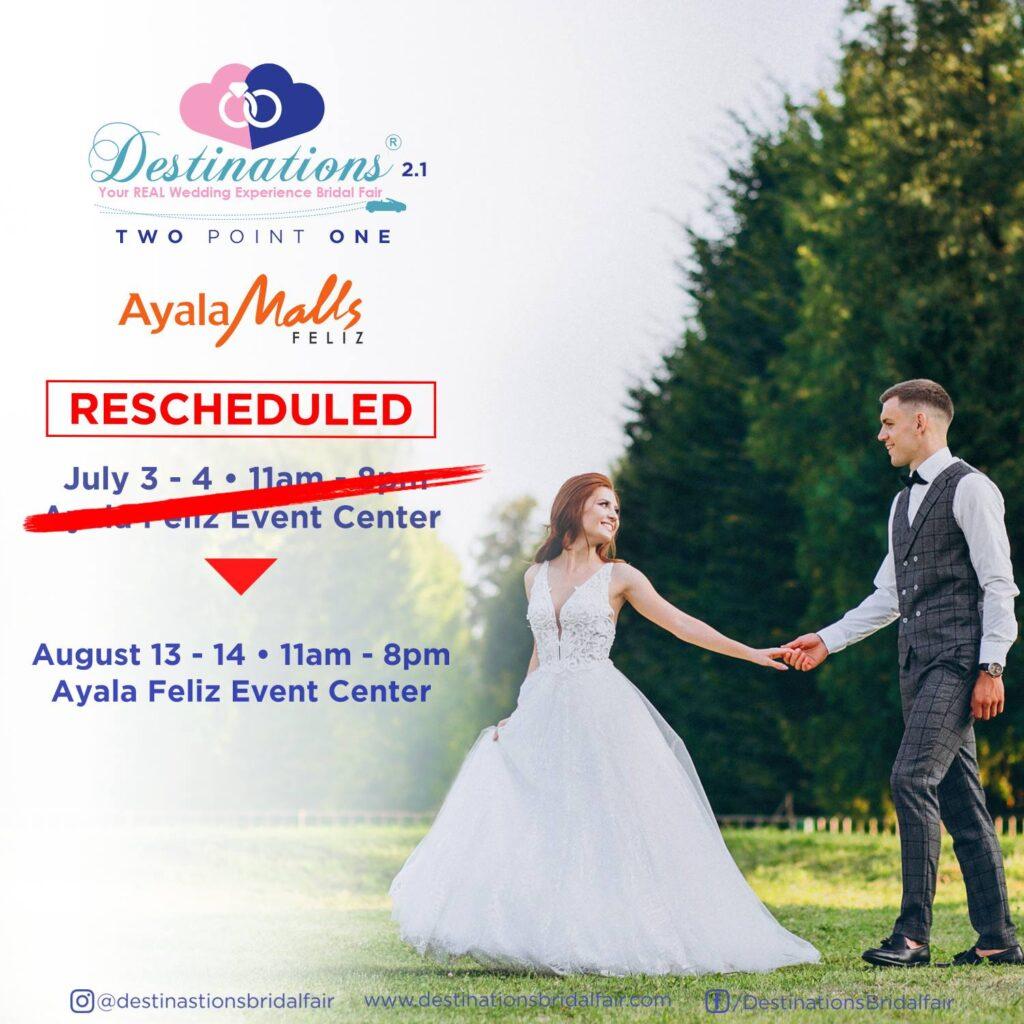 Destinations 2.1 Bridal Fair